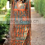 full covered neck dress sexy lady beach Cover up fashion kaftan