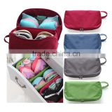 2015 travel Women Girl Travel Pouch luggage Cosmetic Makeup Bag Toiletry Wash Storage Case Underwear Bag High Quality