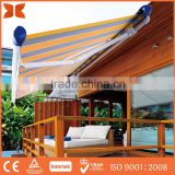 Swimming Poor Retractable Awning With Cover Half Cassette Beautiful Design