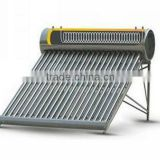 solar water heater ETC glass tube solar water heater solar energy with copper coil inside