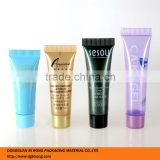 Plastic Free Samples Cosmetic Tube Packaging