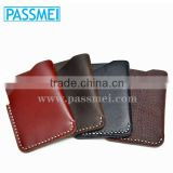 2016 Lastest Fashion And Hot Sell Good Quality Men's Purses Wallets Genuine Leather Card Holder