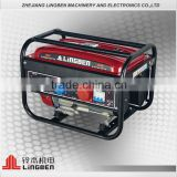 Lingben China small mini honda 3 phase china generator price