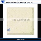 Composite acrylic solid surface sheet/pure acrylic solid surace slab/artificial mable sheet