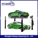 Best price special multimedia car parking system