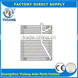 Car auto ac parts air conditioner auto evaporator For SSANGYONG