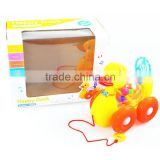 Hot sale pull string music box for toys