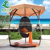 Factory price wicker hanging egg swing chair with stand                                                                         Quality Choice