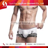 Huoyuan sexy Huoyuan woven waistband men's cotton boxer shorts collection