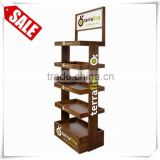 Professional hat display hanger acrylic wood mdf watch display