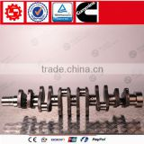 Cummins NT855 diesel engine forging Crankshaft 3608833 3024923 211980, Excavator parts Crankshaft forging 3608833 in stock