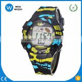 DLW009/Sports Watches Children Military Watch Fashion Wristwatches Dive Men's Sport LED Digital Watches Waterproof Relogio