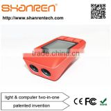 ShanRen Raptor Popular High Low Off 3 mode bicycle light with speedometer for bike mechanical
