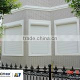 aluminum roller shutter burglar proof window