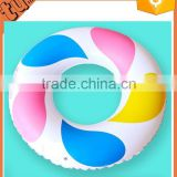 2015 cheap inflatable donut swim ring / inflatable Lifebelt / inflatable swimming ring for kids for sale
