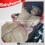 new design beautiful kids sleeping bag match with baby stroller