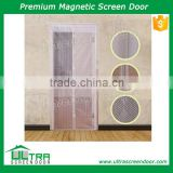 Let fresh air in anti mosquito screen door curtain