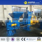 2016 new amalgam scrap briquette-press machine 2016 New advanced