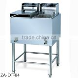hot selling commercial gas used chip deep fryer for sale manufacturer made in China