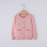 Kids Clorhes for Girl Garment Sweater Coat
