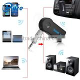 New Product for Car Bluetooth Music Receiver Mini Bluetooth audio receiver with Stereo Output
