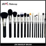 Professional Beauty Tools Beauty Makeup Brushes 15pcs Cosmetic Brush with Highlighter /Blending/Shader/Definer Brush