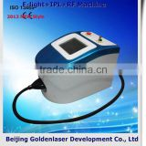 Permanent 2013 New Design Multi-Functional Beauty Equipment E-light+IPL+RF Machine Belly Massage Machine Anti-aging