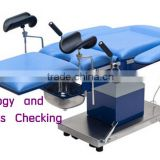 Electric Gynaecology and Obstetrics Examination Operating Table Obstetric Gynecological Bed