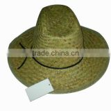 Cheap Promotion STRAW HAT/SEAGRASS HAT/PALM LEAF HAT of Vietnam with designs 2014 - candy@gianguyencraft.com
