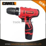 12v dc electric motor drill electric hand drill machine power craft cordless drill battery