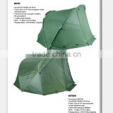 Quality waterproof breathable carp fishing bivvy