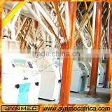 Wheat Flour Mill Plant,50T/24hWheat Flour Making Machine,Wheat Flour Grinder, flour grind plant