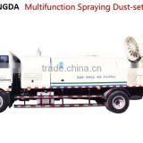 Dongfeng Foton Howo Top Quality Fog Cannon Mist Spray Dust Suppression Dust Control Truck