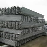 Galvanized Steel Highway Guardrail - W Beam Galvanized Guardrail