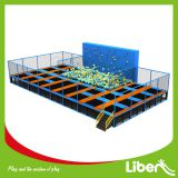 Kids favorite big indoor trampoline