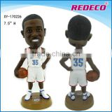 2017 size 5''6''7''8'' basketball player bobble head figurine