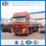 Competitive advantage 28m3 dongfeng petrol tanker truck , oil tank truck, fuel tank truck manufactures