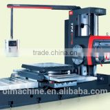 Horizontal boring and milling machine, dia 110 130mm, table 1100x960 1250x1100 1600x1400 1800x1600mm, max load 2.5t 3t 8t 10t