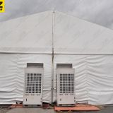 environmental friendly 24ton industrial air conditioning unit for music festival tents