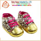 wholesale leopard print baby shoes for babies