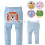 Cute Baby Pants Colorfully Cartoon Characters Embroidered Patch Factory Wholesale Custom