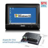 WinCE Embedded industrial Computer tablet pc 7 inch,industrial touch panel pc with serial port