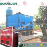 Gas-Burning Hot Water Boiler for Livestock House