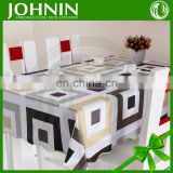 High Quality Customized Digital Printed Fashion Tablecloth
