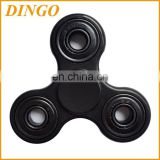 2017 Hot Sale Hand Spinner Toys , 3 Bar Plastic Caps Tri Finger Fidget Spinner