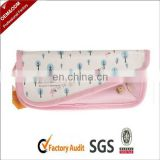 Pink Student Pencil Pouch for Girl