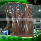 Hongyi Custom Inflatable Brown Tree, Inflatable Advertising Forest Model, Custom Shoe Tree for Sale