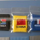 Sports Cotton Custom Embroidered Sweatbands