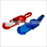 2013 newest waterproof plastic luggage tags/travel luggage tags