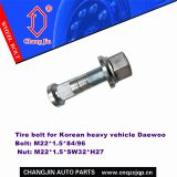 Daewoo Tire Bolt front